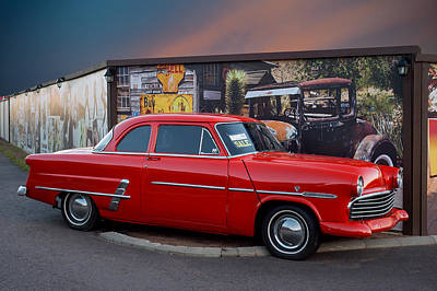 Photograph - Ford Crestline by Ari Salmela