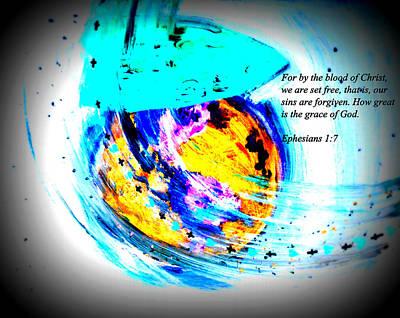 Painting - Forgiveness by Amanda Dinan