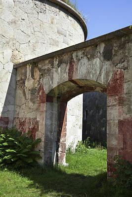 Fort Monostor In Komarom (monostori Art Print