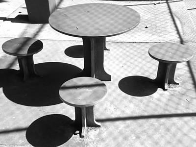 Photograph - Four by Beto Machado