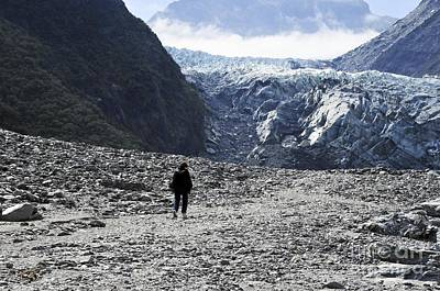 Fox Glacier Photograph - Fox Glacier by PhotoStock-Israel