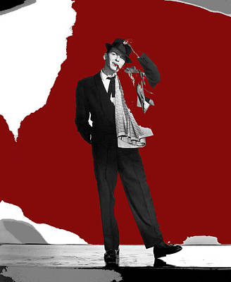 Frank Sinatra Pal Joey Publicity Photo 1957-2014 Art Print by David Lee Guss