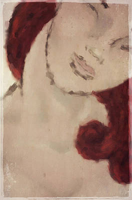 Digital Art - Freckles by Stephanie Hollingsworth