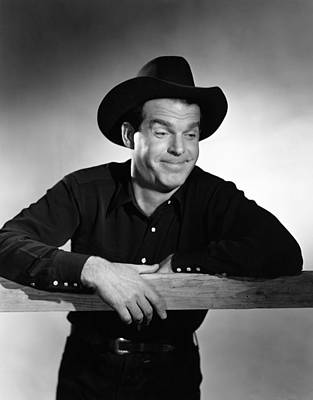 Fred Photograph - Fred Macmurray by Silver Screen