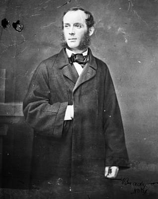 Hudson River School Photograph - Frederick Edwin Church (1826-1900) by Granger