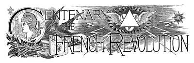 French Revolution Art Print