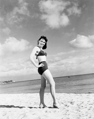 From Here To Eternity, Donna Reed, 1953 Art Print