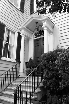 Photograph - Front Door by Kelly Hazel