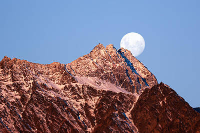 Photograph - Full Moon Rising by Brad Grove
