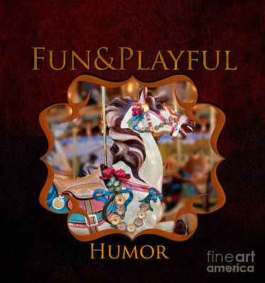 Fun And Play Gallery Art Print