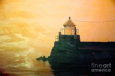 Fyllinga Lighthouse Art Print