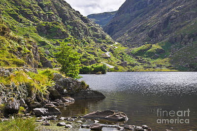 Photograph - Gap Of Dunloe Lake by Jane McIlroy
