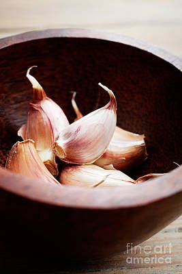 Photograph - Garlic by Kati Finell