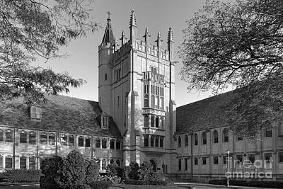Photograph - Garrett Seminary by University Icons