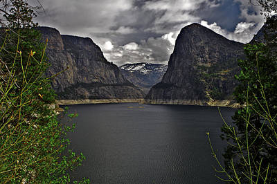 Outdoors Photograph - Gateway Hetch Hetchy Valley by SC Heffner