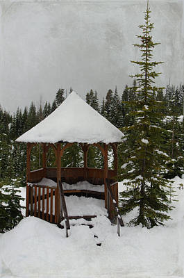Photograph - Gazebo by Marilyn Wilson