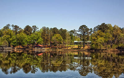 Gee's Bend Alabama Art Print by Mountain Dreams