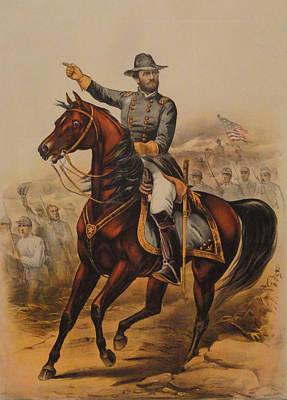 General Ulysses S. Grant Art Print