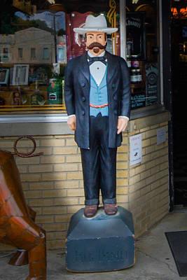 Photograph - Gentleman Jack--a Tennessee Legend by Robert Hebert
