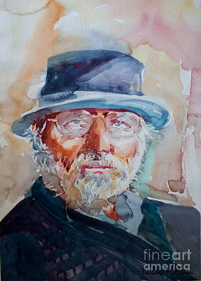 Painting - George by Barbara McMahon
