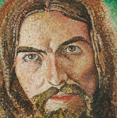 Painting - George Harrison by Melinda Saminski