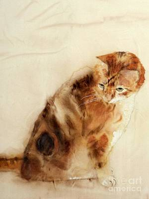 Painting - George by Hazel Millington