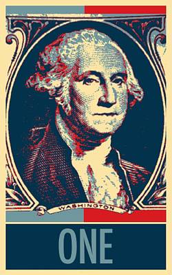Photograph - George Washington In Hope by Rob Hans