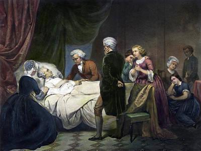 George Washington(1732-1799) Art Print