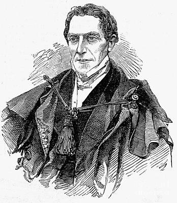 Gideon Algernon Mantell Art Print by Granger