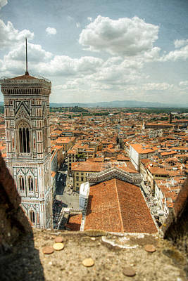 Photograph - Giotto's Campanile by Natasha Bishop