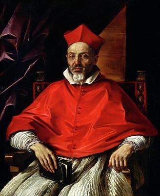 Guercino Painting - Giovanni Francesco Barbieri, Called Guercino by Litz Collection