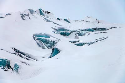Photograph - Glacial Blue by John Pike