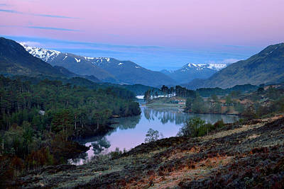 Glen Affric Photograph - Glen Affric by Gavin Macrae