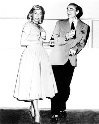 Bela Lugosi Photograph - Glen Or Glenda  by Silver Screen