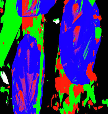 Glial Cells Art Print
