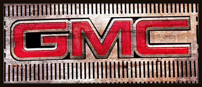 Photograph - GMC by Michaela Preston
