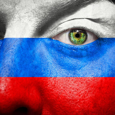 Photograph - Go Russia by Semmick Photo