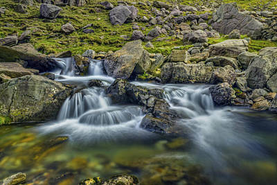 Photograph - Go With The Flow  by Ian Mitchell
