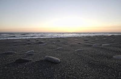 Photograph - Gold Beach Sunset by Daniel Sheldon