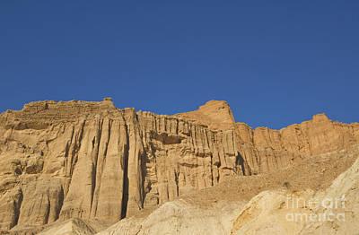 Photograph - Golden Canyon by Dan Suzio