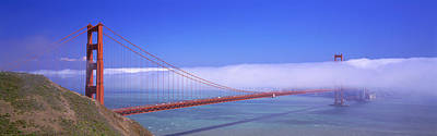 Golden Gate Bridge, California, Usa Art Print by Panoramic Images