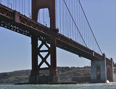 Photograph - Golden Gate Bridge by Steven Lapkin