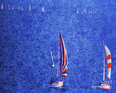 Photograph - Gone Sailing by Edmund Nagele