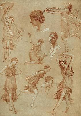 Isadora Duncan Photograph - Gorguet, Auguste Fran�ois Marie by Everett