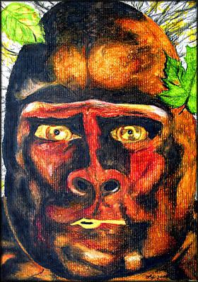 Gorilla Original by Daniel Janda