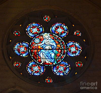 Grace Cathedral Art Print by Dean Ferreira