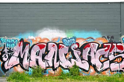 Vandalize Painting - Graffiti Art by Yurix Sardinelly