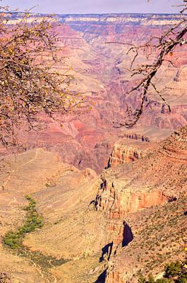 Grand Canyon 33 Art Print by Douglas Barnett