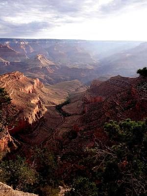 Photograph - Grand Canyon Morning by Keith Stokes