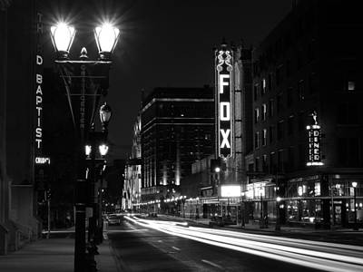 Photograph - Grand Center  by Scott Rackers